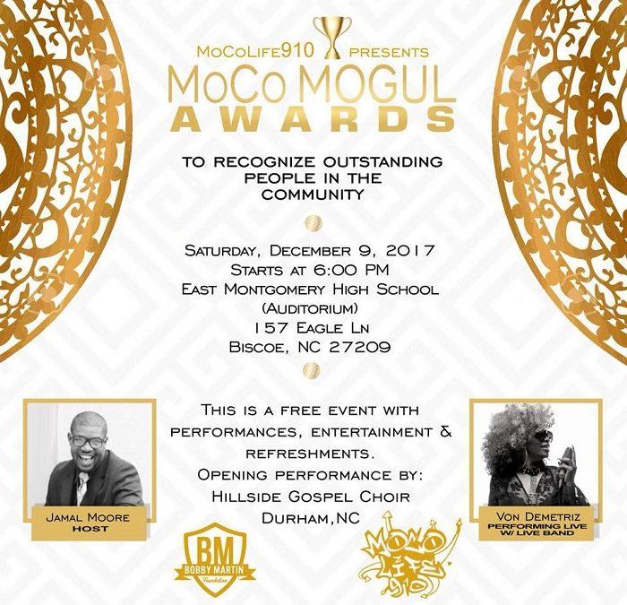 MoCo Mogul Awards